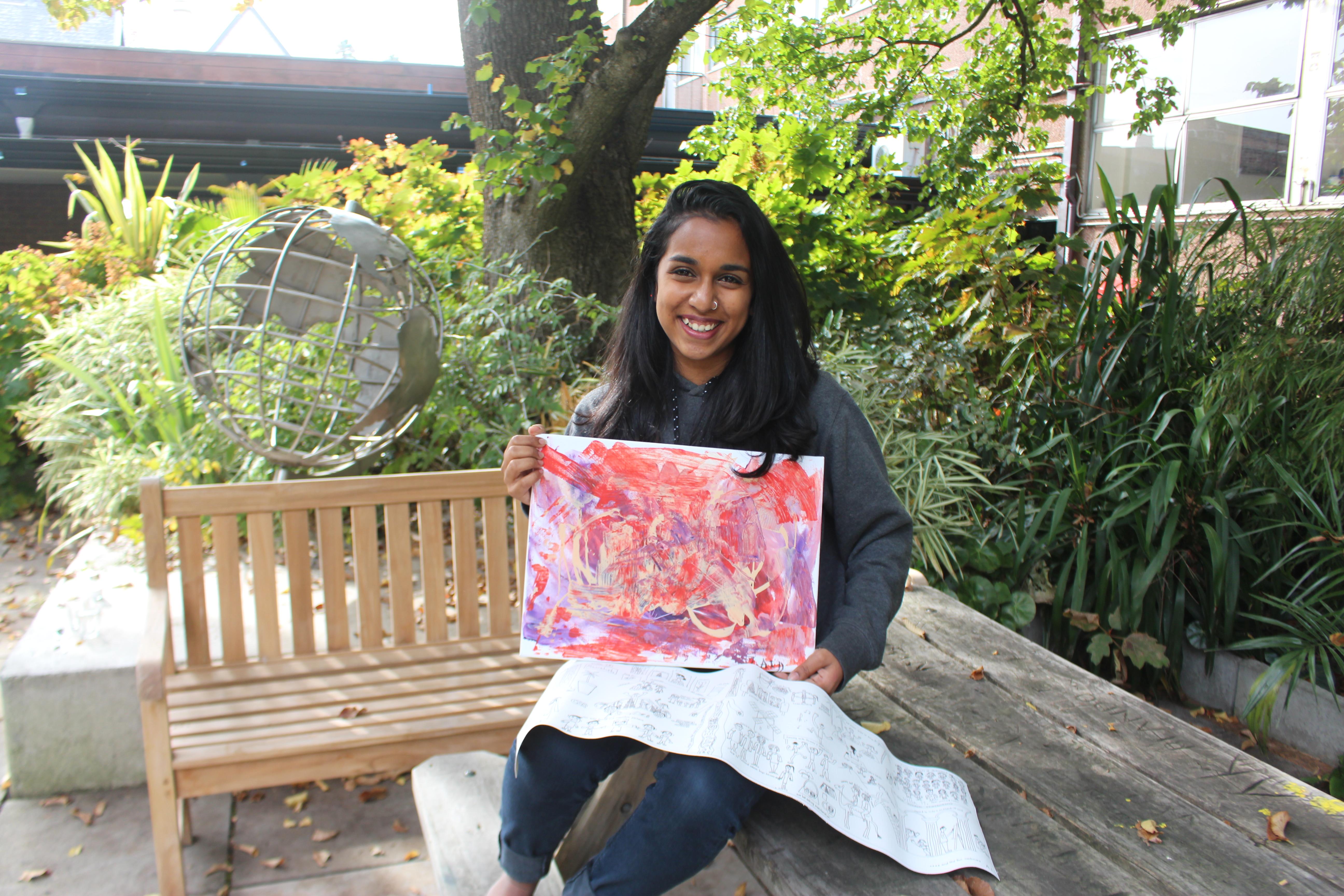 Humans of IH: Prarthana